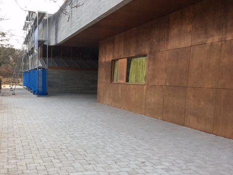 Fassadengestaltung, Fassadenanstrich
